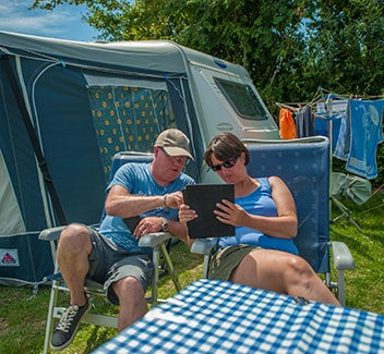 Camping Rundreise Pass