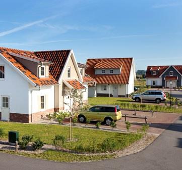 Een luxe vakantiepark in Belgie