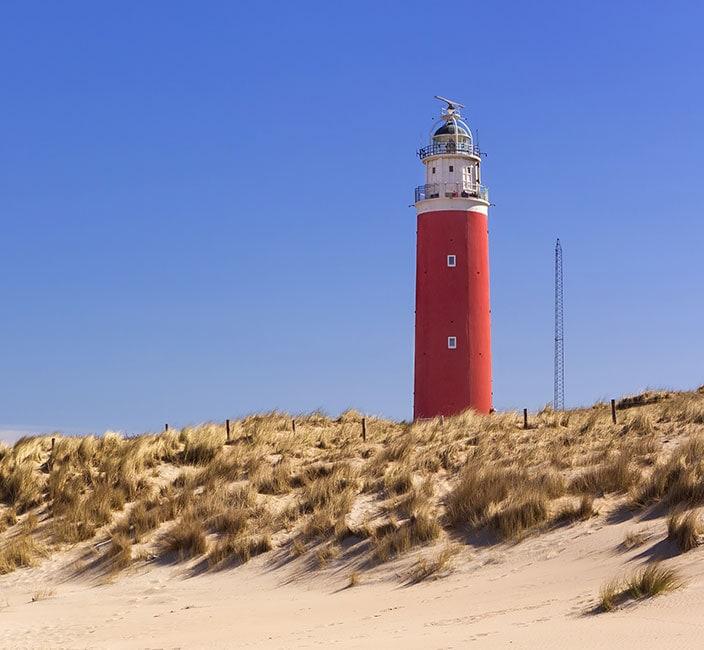 Urlaub an der Küste