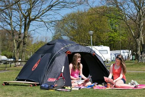 Camping in Pays de la Loire?
