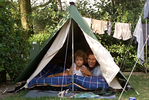 Camping in Picardie via Roompot