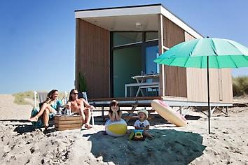 Kijkduin Strandhuisjes 4