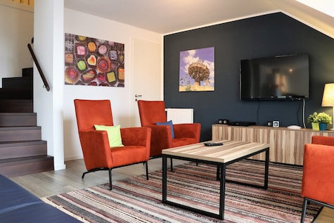 Appartement type E 8 persoons