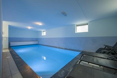 Wellnessvilla mit pool 8