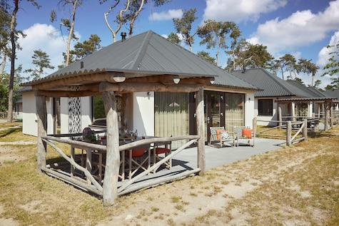 6-pers. Savanne Lodge