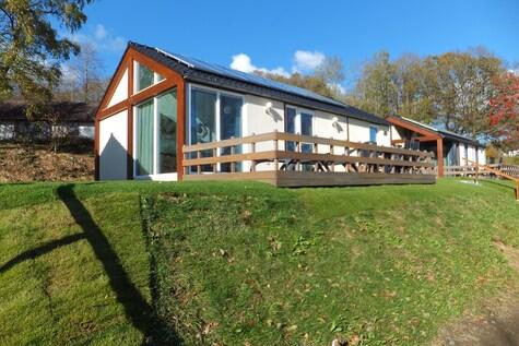 Waldhaus avec Sauna 4 Luxe