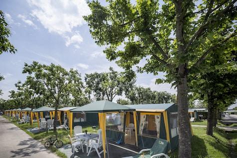 Tente bungalow