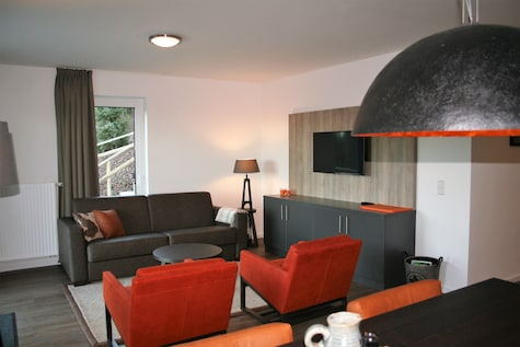 Appartement type A 4-6 persoons