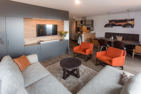 Appartement type B 6-8 persoons