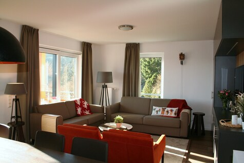 Appartement type C 6-8 persoons