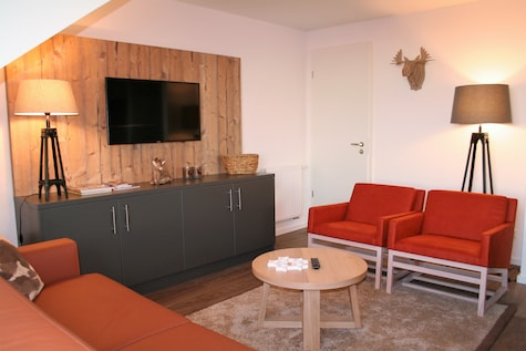 Appartement type F 8-10 persoons