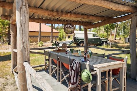 8-pers. Savanne Lodge