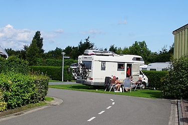 Camperplaats Compact