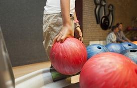 Bowlingarrangementen